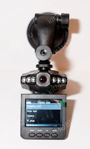 запасной крепеж для видеорегистратора
