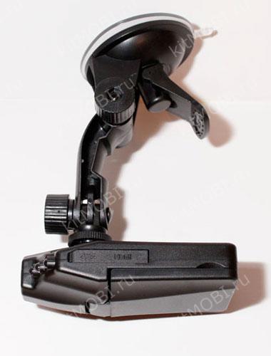 Автомобильный видеорегистратор HD DVR 027 (HD 720p IR)