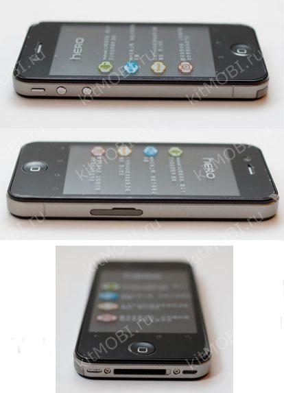 iPhone 4G Hero H2000 Android